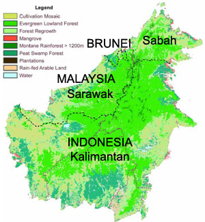 748168 288869 brunei indonesia central east south and west kalimantan