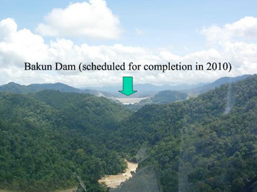 environmental economics bakun dam project sarawak Dalam melihat pembinaan empangan bakun di sarawak, jaringan  lobby the  malaysian government and the multilateral economic institutions  the bakun  dam project is assumed to be able to contribute in several ways: (a) to supply  electricity  on the other hand, the environmental ngos view claims that this  project.