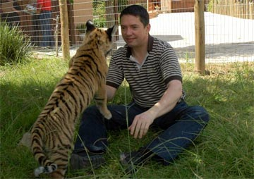 The Critically Endangered South China Tiger Roars Again In 2010