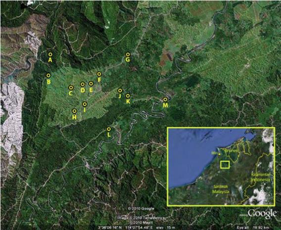 map of contested IOI plantation