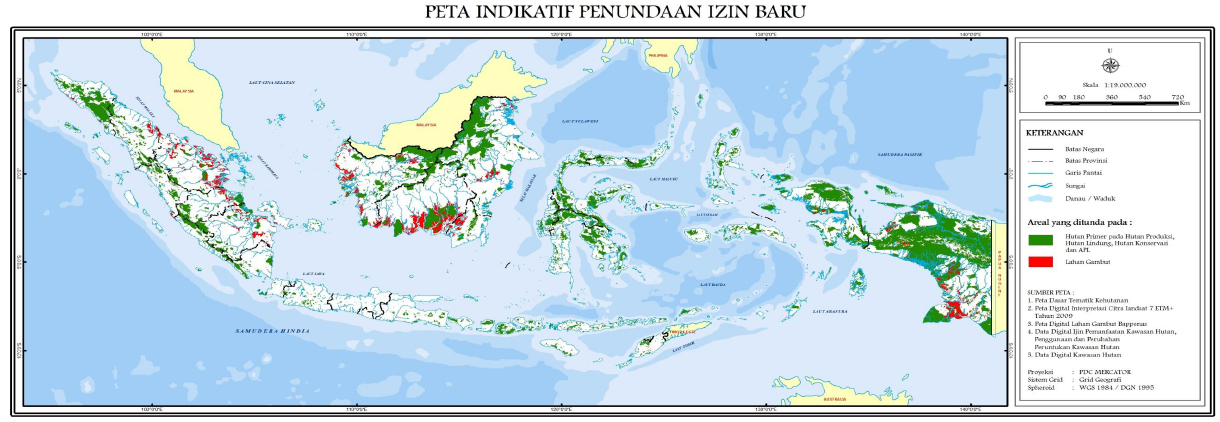 Climate Map Of Indonesia The map underpinning