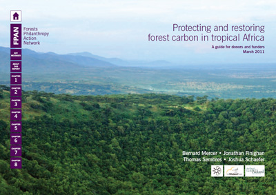 Protecting and restoring forest carbon in tropical Africa.
