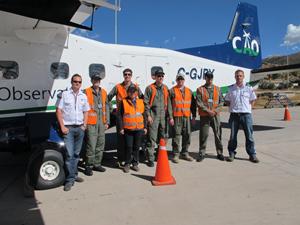 CAO team.