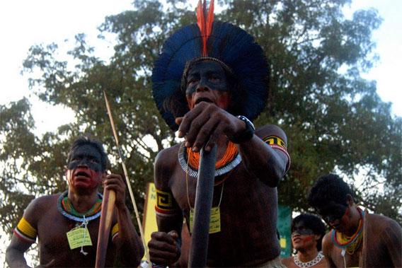 Occupy Belo Monte Dam