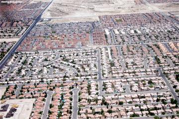 Las Vegas Sprawl