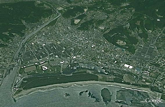 Rikuzentakata 2005