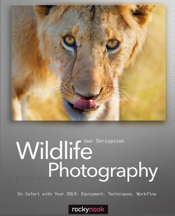 One day only: free download of wildlife photography book