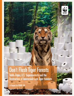Don't Flush Tiger Forests