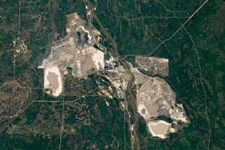 Athabasca Oil Sands:May 2011