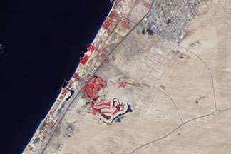 Urbanization of Dubai:November 11, 2000