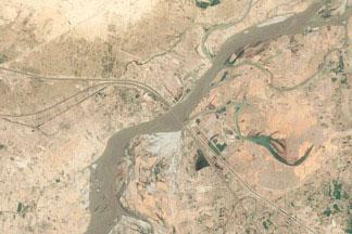 Seasons of the Indus River:June 9, 2010