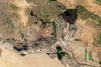 Mesopotamia Marshes:February 8, 2010