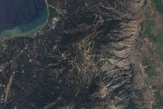 Seasons of Lake Tahoe:August 27, 2009