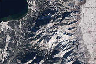 Seasons of Lake Tahoe:December 23, 2009