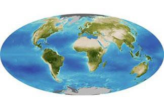 Global Biosphere:1999
