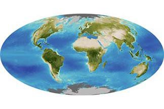 Global Biosphere:2008