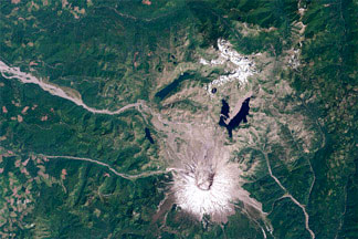 Recovery at Mt. St. Helens:July 30, 2011