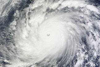 Severe Storms:Megi, 2010