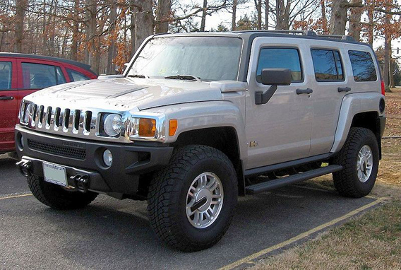 Popular for a time, General Motor's Hummer brand was criticized for its lack of efficiency. The brand has now been dropped.