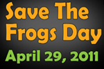 Activism: ban Atrazine in the US for the frogs (and yourself)