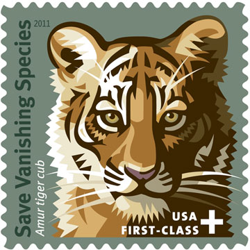 New US Stamp with image created by Nancy Stahl.