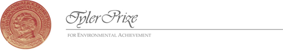 the Tyler Environmental Prize