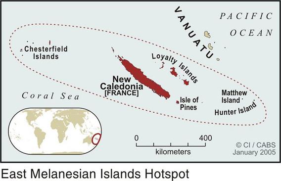 Map courtesy of CI