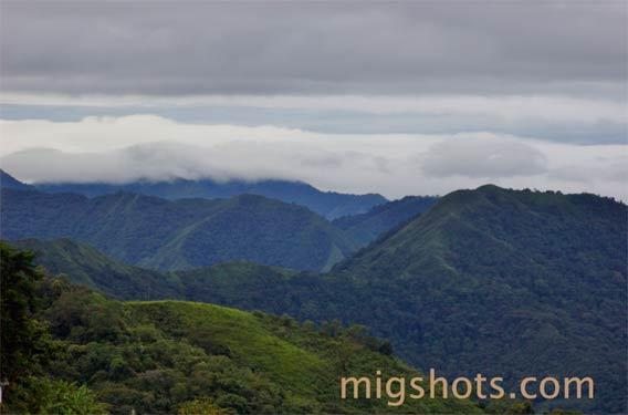 Above 2000 meters. Photo by: Miguel Hernandez.