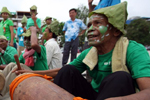 Activism: save Southeast Asia's last major primary lowland rainforest