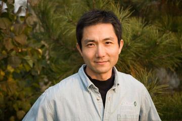 Zhang Shuang, the Director of the TNC China Program.